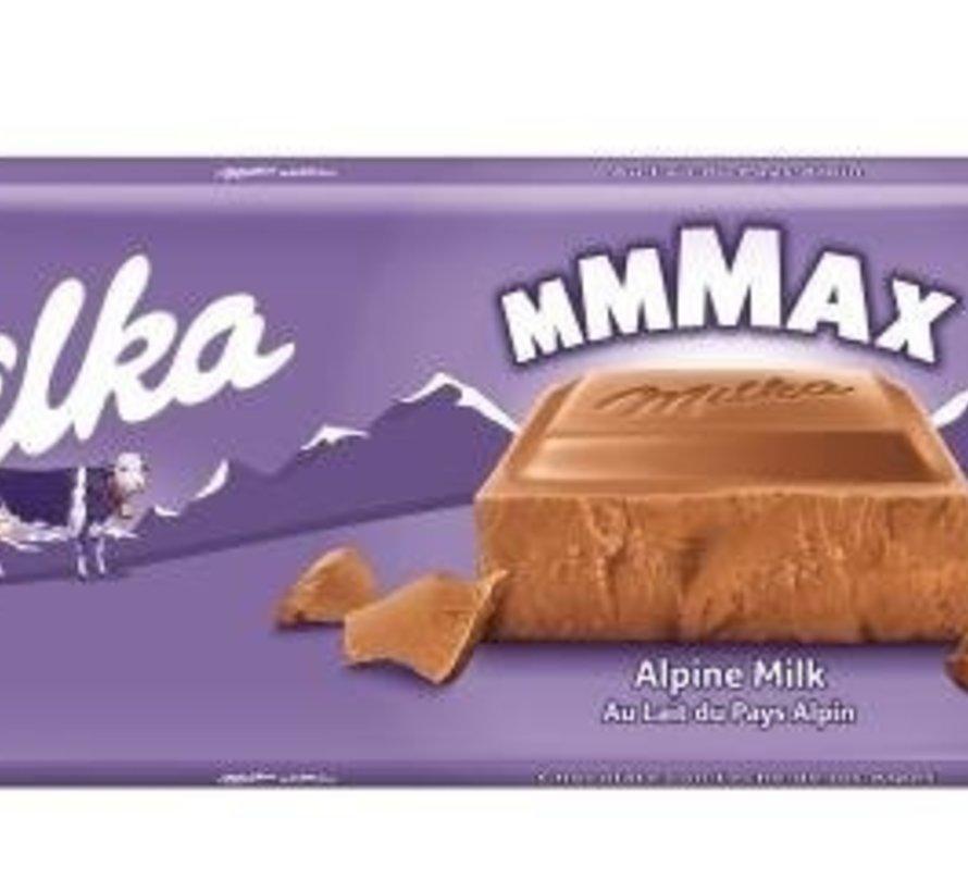 Milka Alpenmelk  Doos 16 X 270 Gram