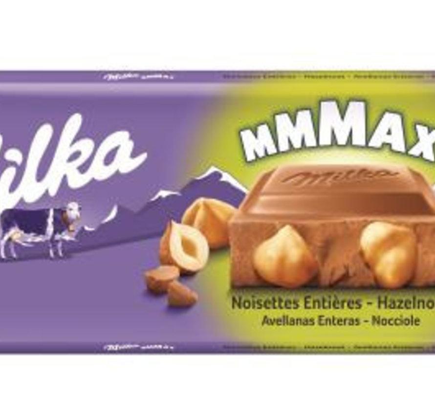 Milka Hele Hazelnoot Doos 13 X 270 Gram