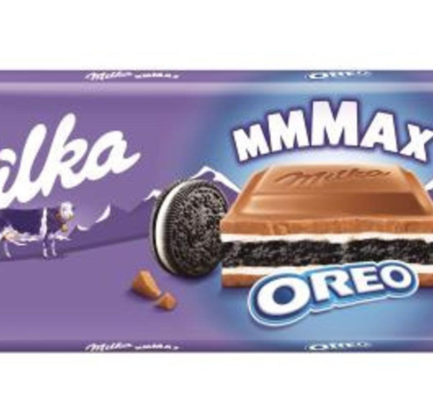Milka Oreo Doos 12  X 300 Gram