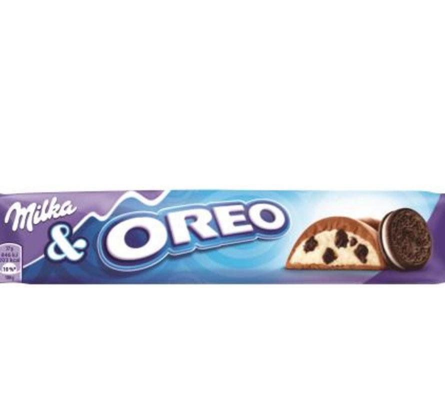 Milka Bar Oreo 37 Gr Doos 36 Stuks