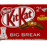 Kitkat Kitkat Big Break Doos  24 X 83 Gram
