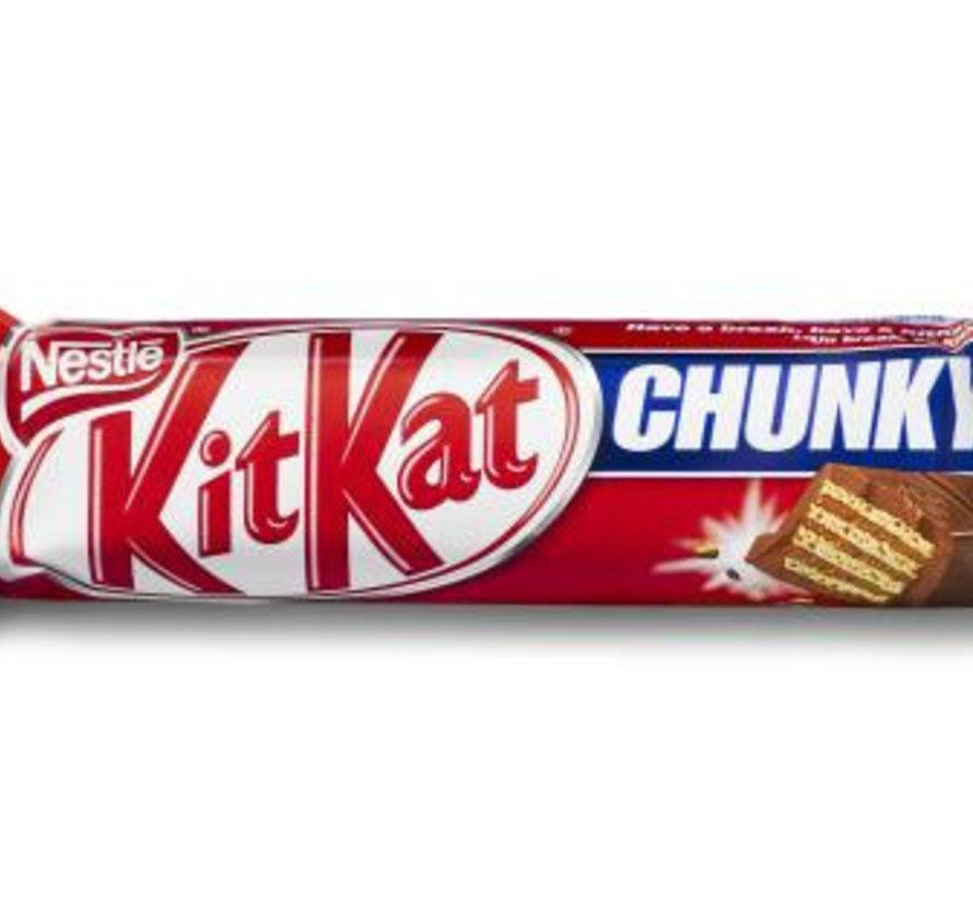 Kitkat Chunky Single -Doos 24 Stuks