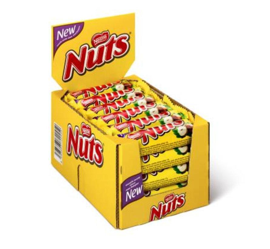 Nuts Single Doos 24 Stuks