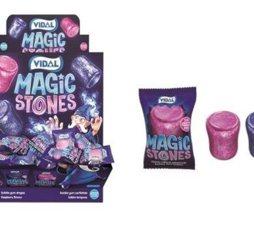 Magic Stones Bubble Gum Doos 200 Stuks