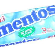 Mentos Mentos 3-Pack Mint Doos 25 X 3