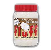 Fluff Marshmallow Fluff Caramel Pot 213 Gr - Doos 12 Potten