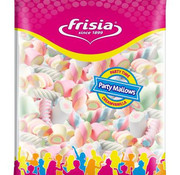 Frisia Party Mallows Spekkies Frisia 10 X 1Kg  Bulk 10 Kg