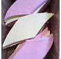 Spekken Maxi Roze/Geel 29 X 11Cm - 2.5 Kg/ 21 stuks