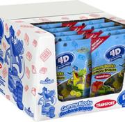 Starsweets 4D Gummy Blocks Transport Doos 24 Stuks