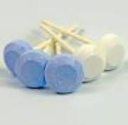 Baby Blauwe En Witte Dextro Lolly  Silo 500Gr