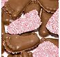Babyvoetjes Roze Wit Musket Doos 2.5 Kg