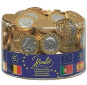 Hamlet Chocolade munten Melk Silo 1 Kg