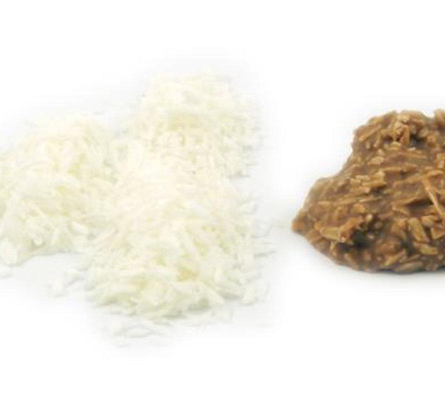 Cocos Melk Chocolade Rotsjes  Doos  2 Kg