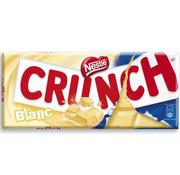 Crunch Crunch Tablet Witte Chocolade Doos 20 X 100 Gram