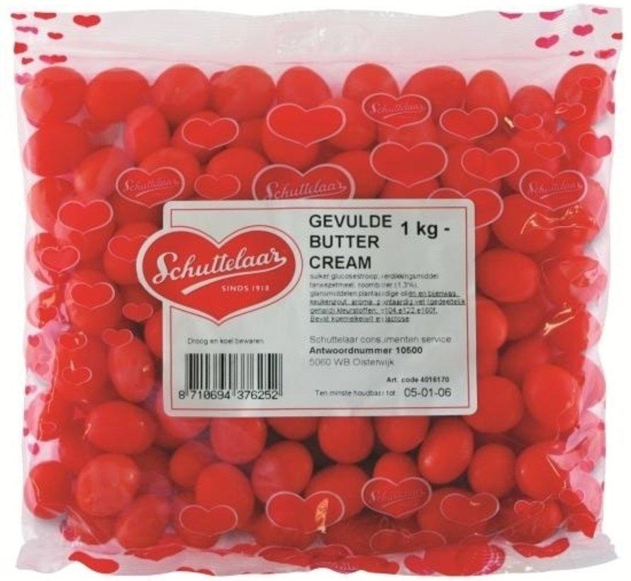 Gevulde Butter Cream Balls Oranje Oud Hollands