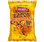 Herr's Cheddar Bacon Cheese Curls -Doos12x170 gram