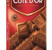 Côte d'OR Cote D'Or Tablet Melk Doos 18 Stuks