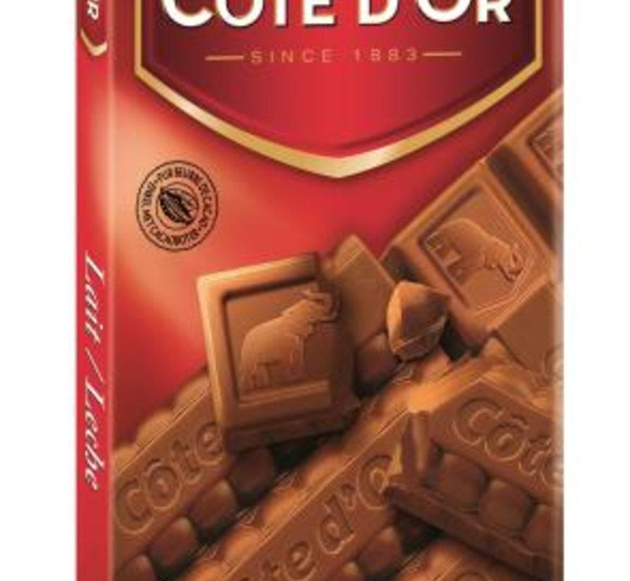 Cote D'Or Tablet Melk -Doos 18x200 gram