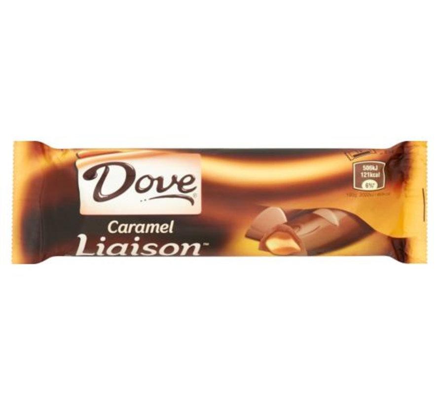 Dove Liaison Caramel -Doos 24 X 50Gr