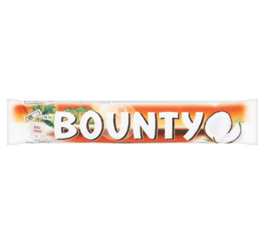 Bounty Puur Single -Doos 24 Stuks