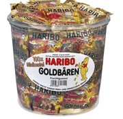 Haribo Goudbeertjes Traktatie Haribo Silo 100 Stuks