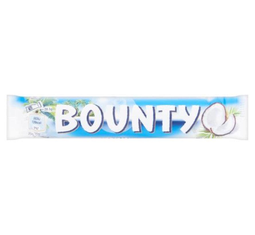 Bounty Melk Single Doos 24 Stuks
