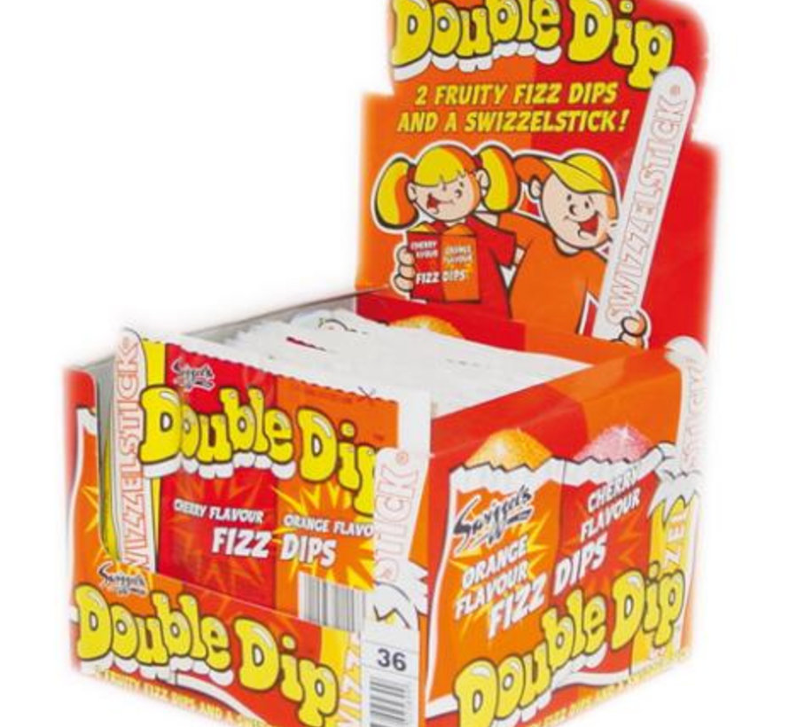 Double Dip- Doos 36 Stuks