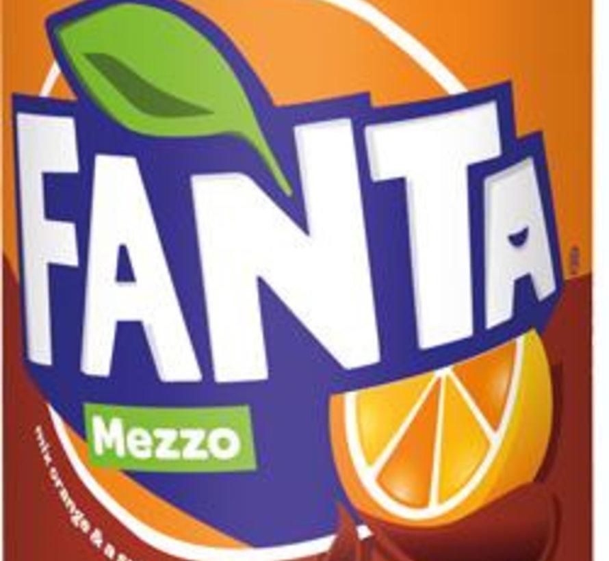 Fanta Mezzo - Tray 12 Stuks