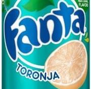 Fanta Fanta Grapefruit -Tray 12 Stuks
