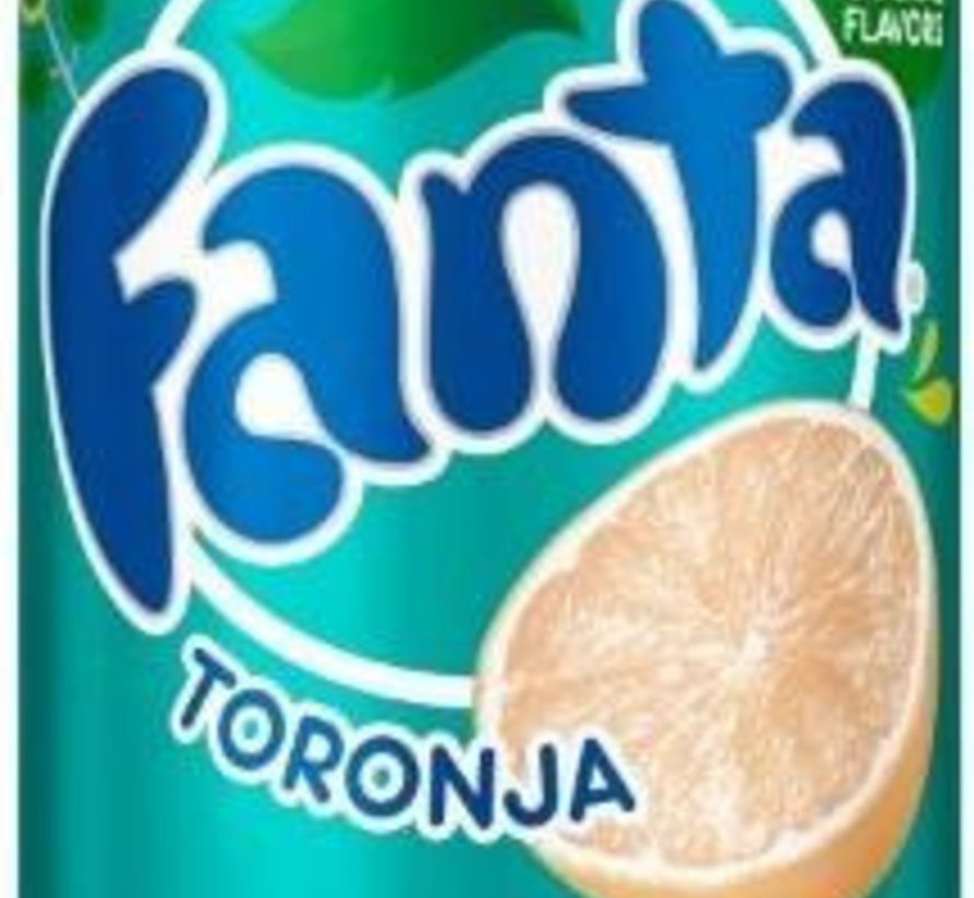 Fanta Grapefruit -Tray 12 Stuks