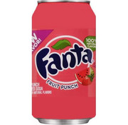 Fanta Fanta Fruit Punch -Tray 12 Stuks