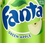 Fanta Fanta Green Apple -Tray Fanta Groene Appel 12 Stuks
