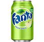 Fanta Green Apple -Tray Fanta Groene Appel 12 Stuks