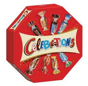 Celebrations Celebrations  Uitdeeldoos 385 Gr - Doos 8 Stuks
