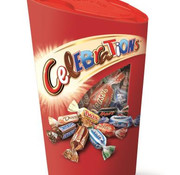 Celebrations Celebrations Box 280 Gr - Doos 9 Stuks