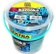 Bazooka Bazooka Framboos Kauwgom In Emmer 200 Stuks