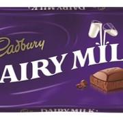 Cadbury Cadbury Dairy Milk 110 Gr  Doos 21 Stuks