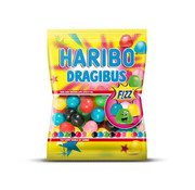 Haribo Dragibus Zuur Doos 12 X 200 Gram