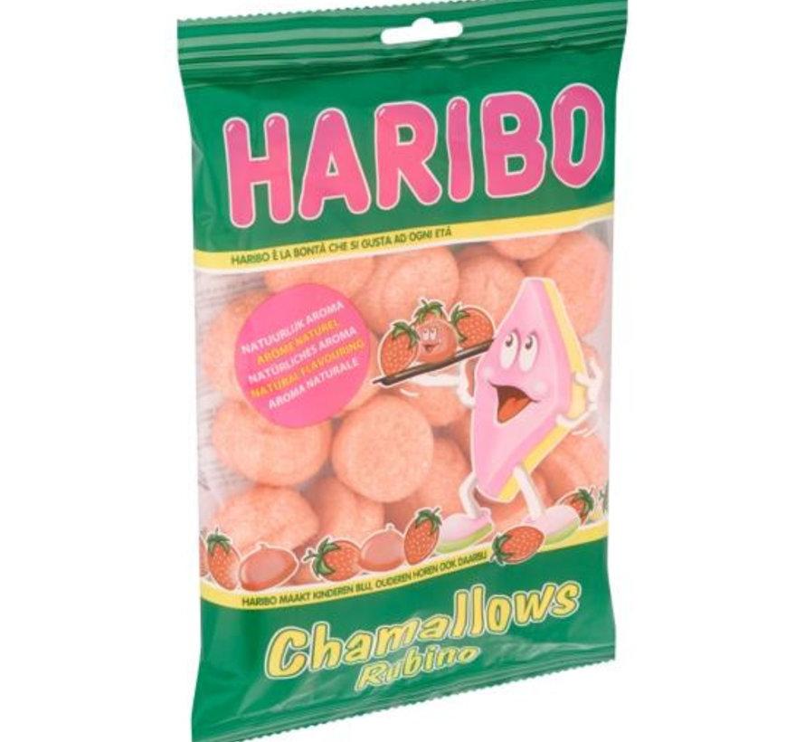 Chamallows Rubino Aardbeien Doos 12 X 175 Gram
