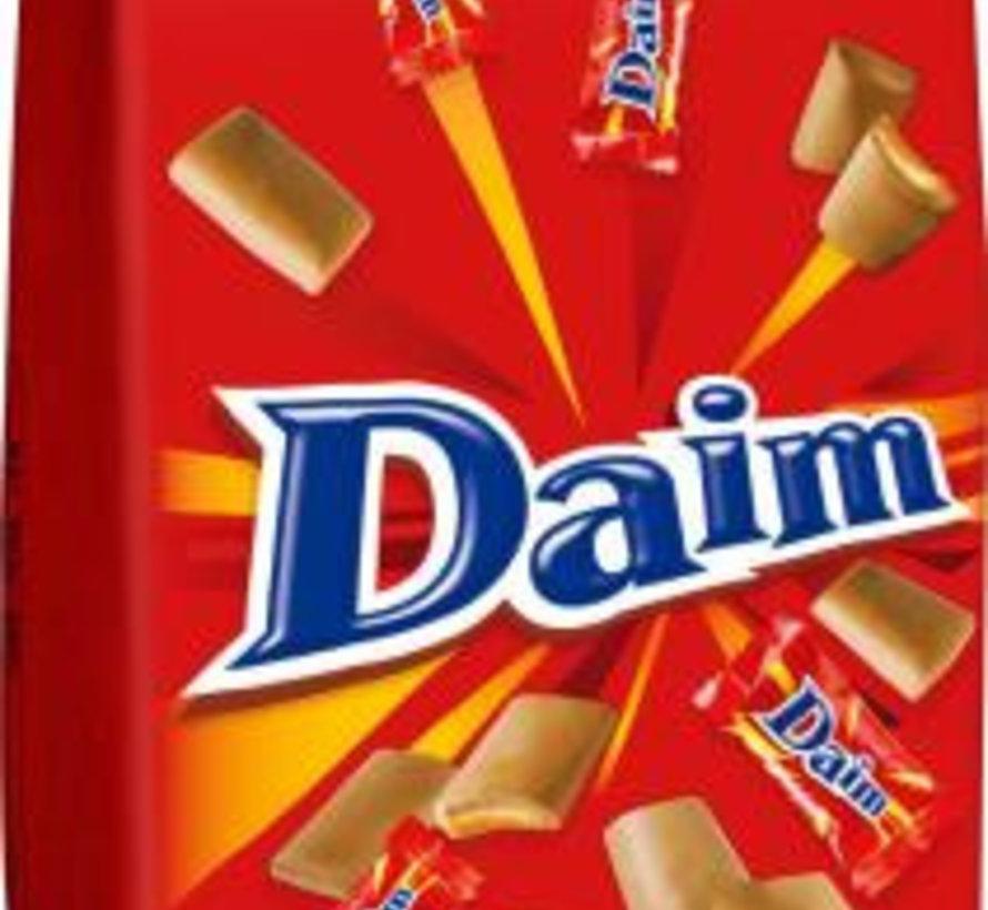 Daim Mini'S Caramel  Doos 15 Zakjes  A 200 Gr