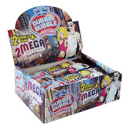 Tri D'aix Dubble Bubble Gum City Mega Tattoo Doos  24 Stuks