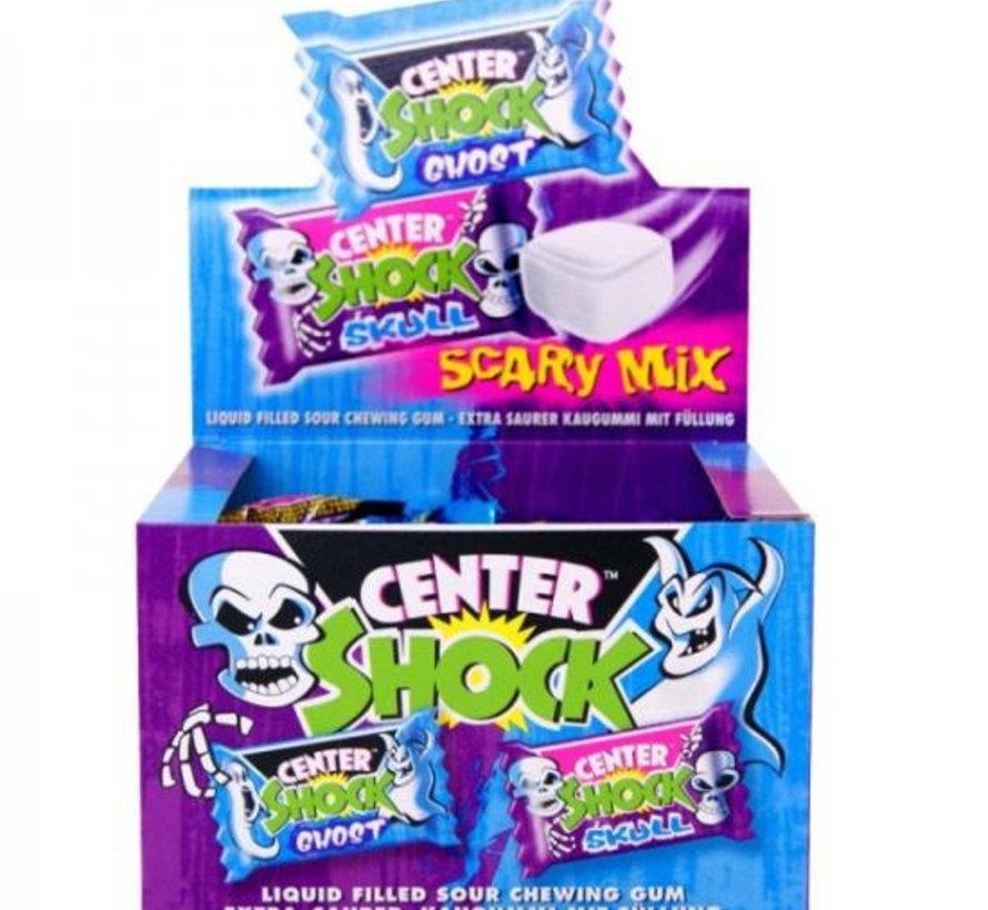 Center Shock Scary Mix Zure Kauwgom Doos 100 Stuks
