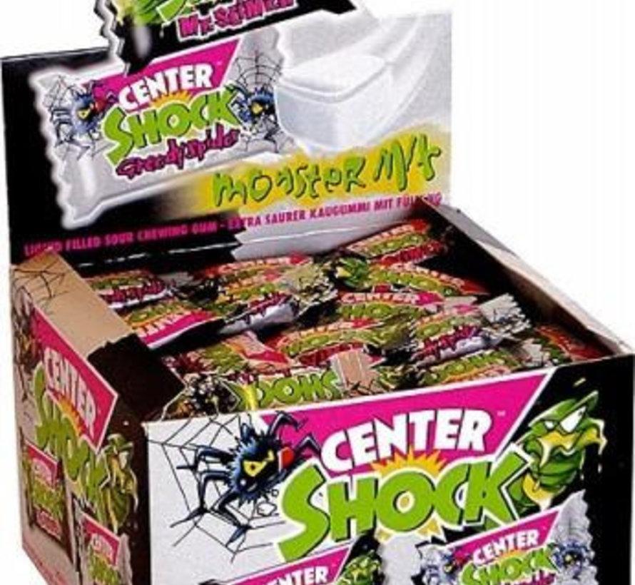 Center Shock Monster Mix Zure Kauwgom Doos 100 Stuks