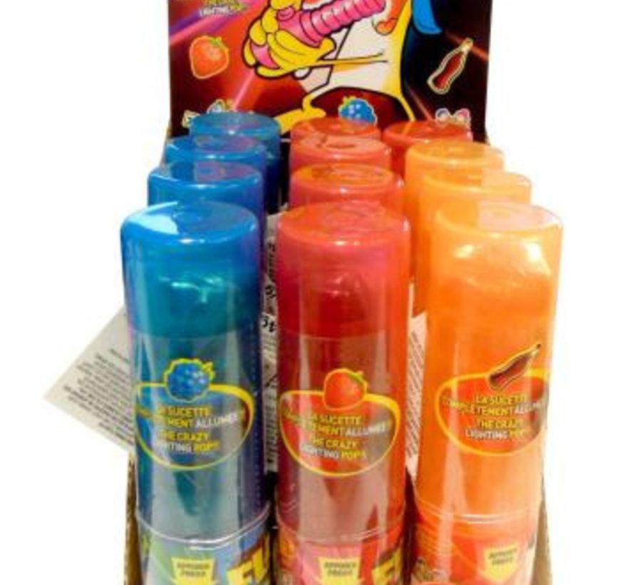 Flash Lollypop New Light Doos 12 Stuks