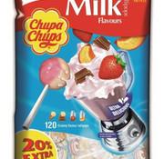Chupa Chups Chupa Chups Cream Zak 100 Stuks