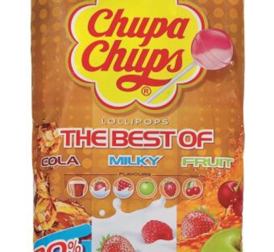 Chupa Chups Milky Best Of  Zak 100