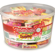 Fruittella Fruittella Mini Dummy'S  Silo 35 Stuks