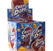 Chupa Chups Crazy Dips Knetter Lolly Cola Doos 24 Stuks