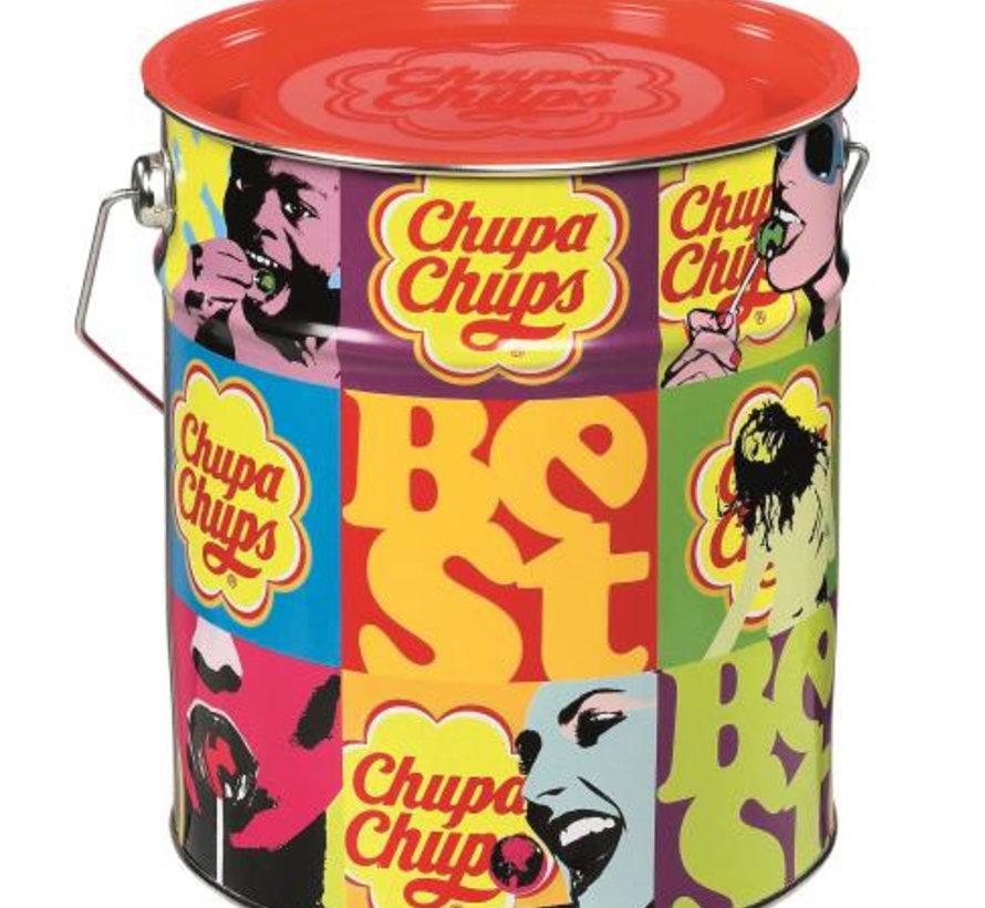 Chupa Chups The Best Of (Bliktin) 150 Stuks