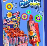 Chupa Chups Chupa Chups Melody Pops Doos 48 Stuks